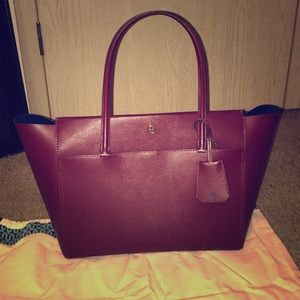 Tory Burch Parker Tote LIKE NEW